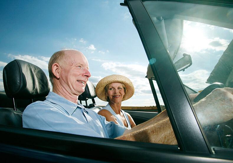 Enjoying your retirement